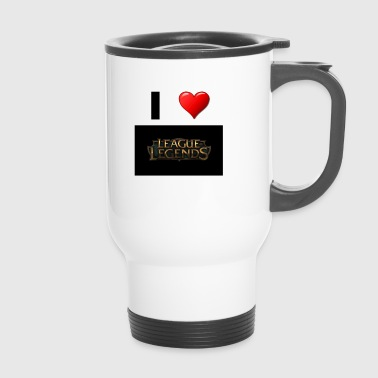 League of Legend Gioco idea regalo d'amore - Tazza termica