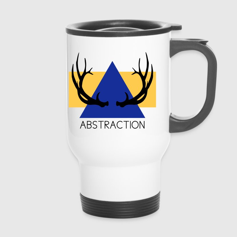 Abstraction - Taza termo
