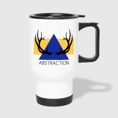 Abstraction - Travel Mug