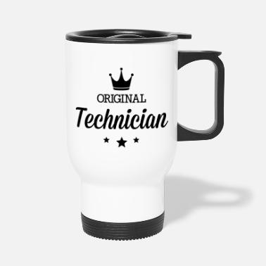 Schublehre Original three star deluxe technician - Travel Mug