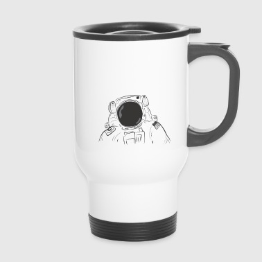 astronaut - Travel Mug