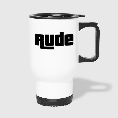 Rude - Thermobecher
