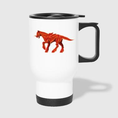 Fer Unicorn - fer Unicorn - Mug thermos