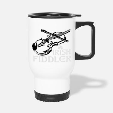 Viool fiddler - Travel Mug
