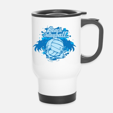 Beach Volley Beach-volley - Mug thermos