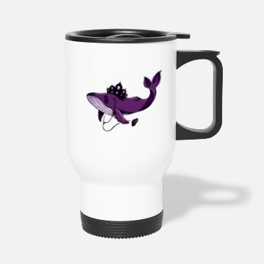 Carpe Poisson Pêcheur Poisson Carpe - Mug isotherme