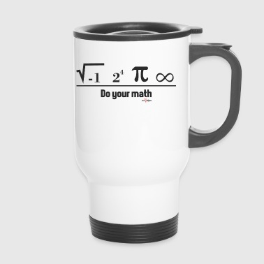 Mathematics - Travel Mug