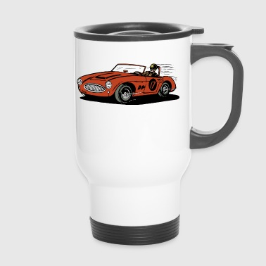 car racing - Travel Mug