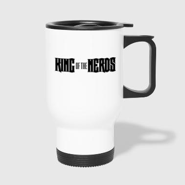 Nerd / Nerds: King of the Nerds - Travel Mug