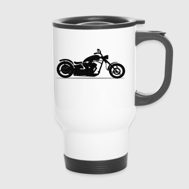 Moto chopper - Travel Mug
