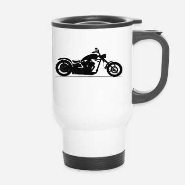 Chopper moto chopper - Tazza termica