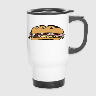 sandwich - Travel Mug