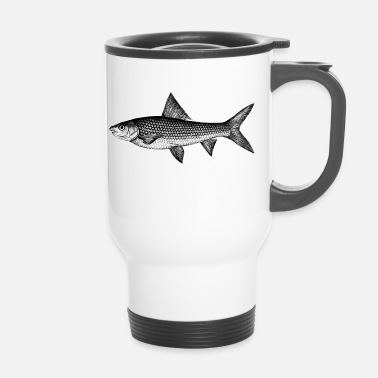 Carpe Poisson carpe carpe animaux animaux de poissons de poissons - Mug thermos