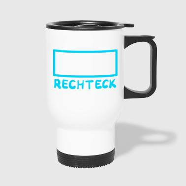 rectangle - Mug thermos