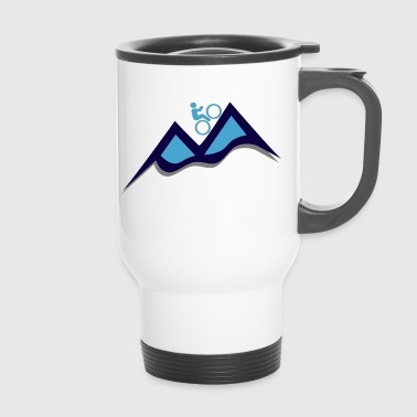 Bike Mountain bike - mountain bike - Travel Mug