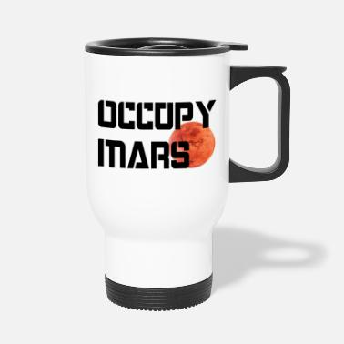 Occupy OCCUPY MARS - Travel Mug
