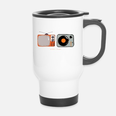 Audio Audio / Visuel - Mug thermos
