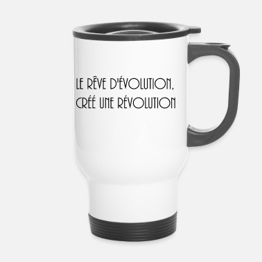 Revolution Revolution - Travel Mug