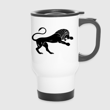Lion antique - Mug thermos