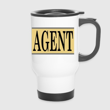 Agent Agent - Thermobecher