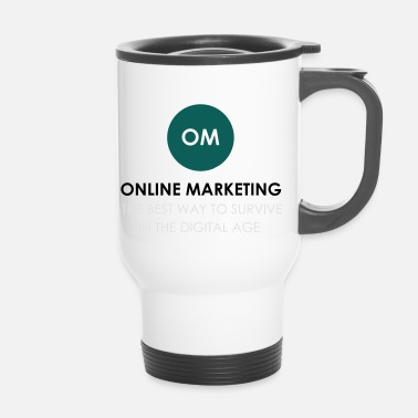 Online Marketing online - Tazza termica