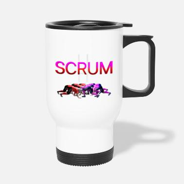 Lyon Rugby Toulousain SCRUM RUGBY - Travel Mug