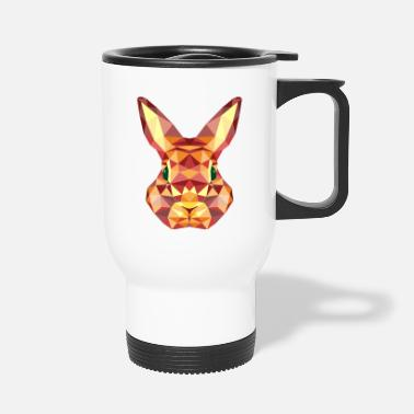 Rabbit Teeth Rabbit - Travel Mug