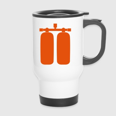 tanks - Travel Mug