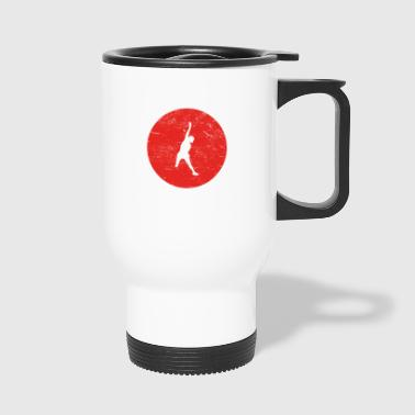 Gift volleyball beach volleyball beach - Travel Mug