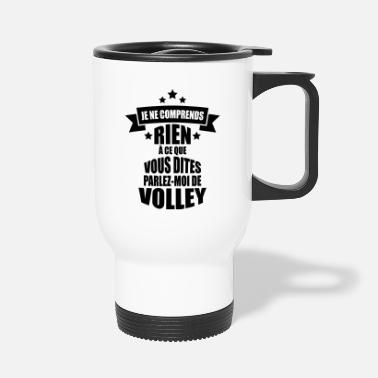 Coach Volley parlez-moi de volley - Mug isotherme