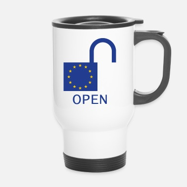 Open Castle Open EU - Mug thermos