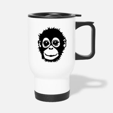 Ape Ape - Travel Mug