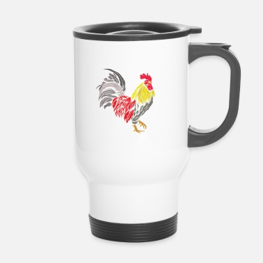 Gallo Gallo - Tazza termica
