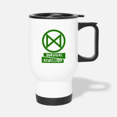 Rebellion Extinction Rébellion - Mug isotherme