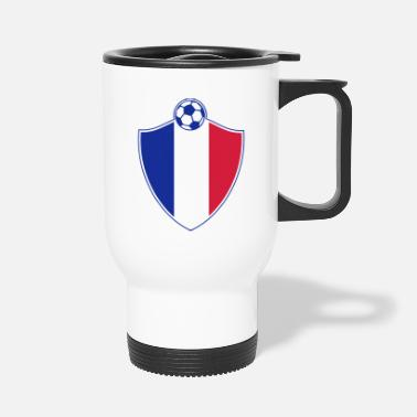 Insignia france soccer insignia - Thermobecher