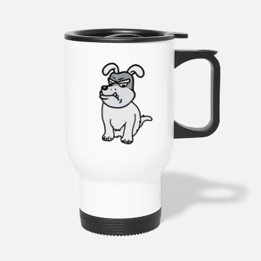 Chien De Combat Chien de garde chien de combat - Mug isotherme