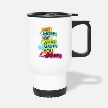 DO MORE - Travel Mug