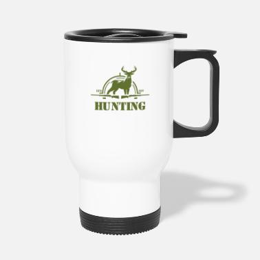 Hunting Hunting hunters hunt - Travel Mug