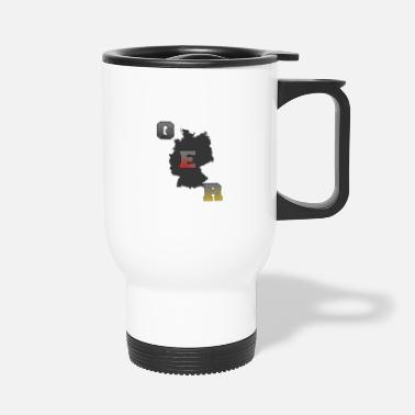 Germany Germany - Germany - Travel Mug