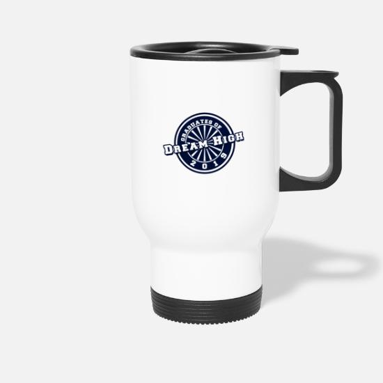 Role Mugs & Drinkware - Graduation - Travel Mug white