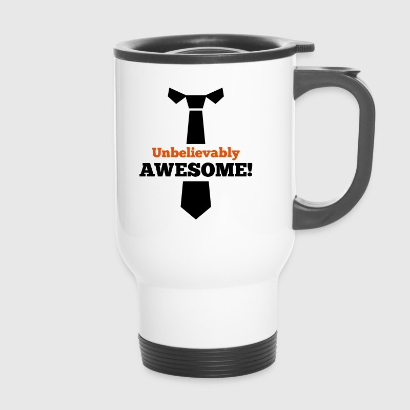 Cravate - Mug thermos