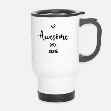 Established Awesome since 2008 - Mug thermos