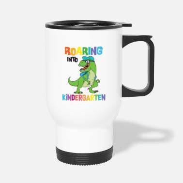 Kindergarten Kindergarten kindergarten child - Travel Mug