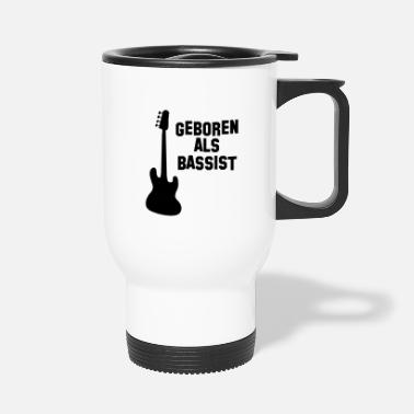 Basse Professeur de basse, professeur de basse - Mug isotherme