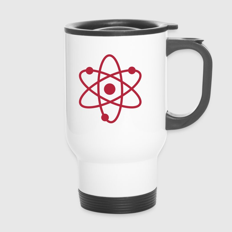 science symbol / nerd - Termosmugg