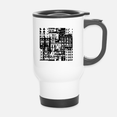 City City City - Travel Mug