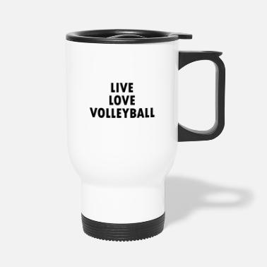 Volley volleyboll - Termosmugg