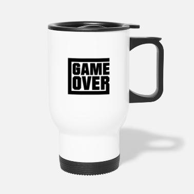 Game Over Game over - jeux - Mug isotherme