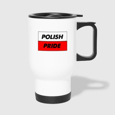 polish pride - Travel Mug