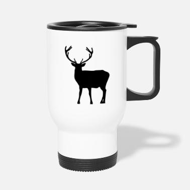 Stag Lone Stag - Travel Mug